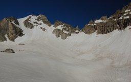 Isabelle Glacier, Queens Way, and Apache Peak