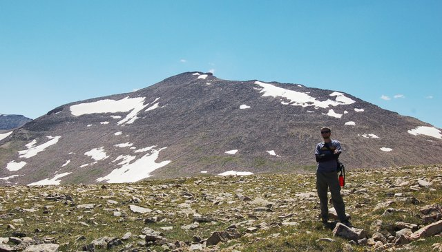 Willy and Kings Peak