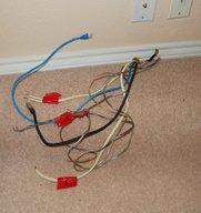 Through-the-floor speaker wire installation base station