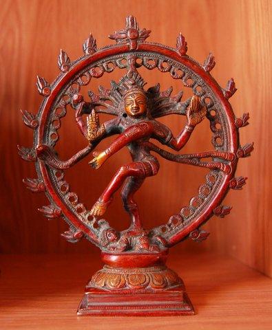 Shiva Nataraja sculpture