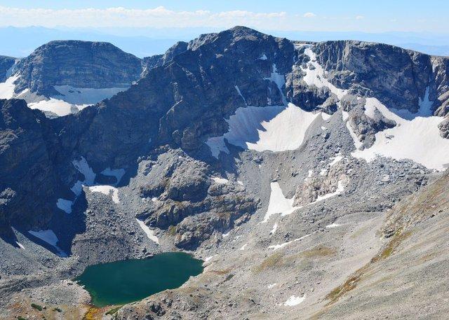 Ogalala Peak from Mount Copeland