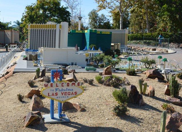 Welcome to Lego Las Vegas