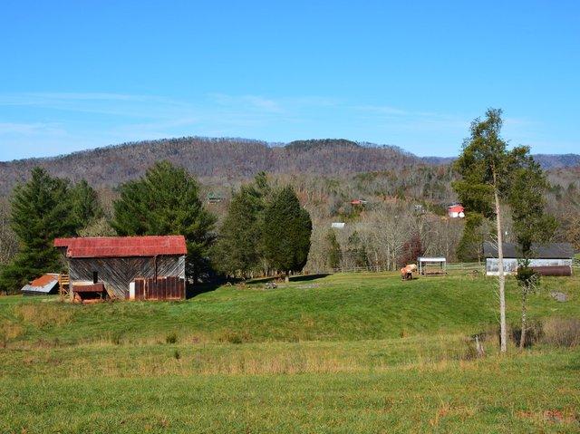 Farm near Rogersville Tennessee