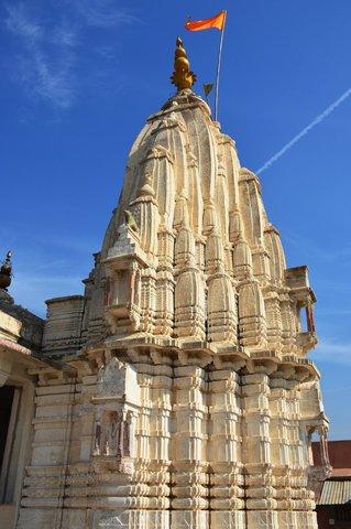 Spire at Surya Mandir