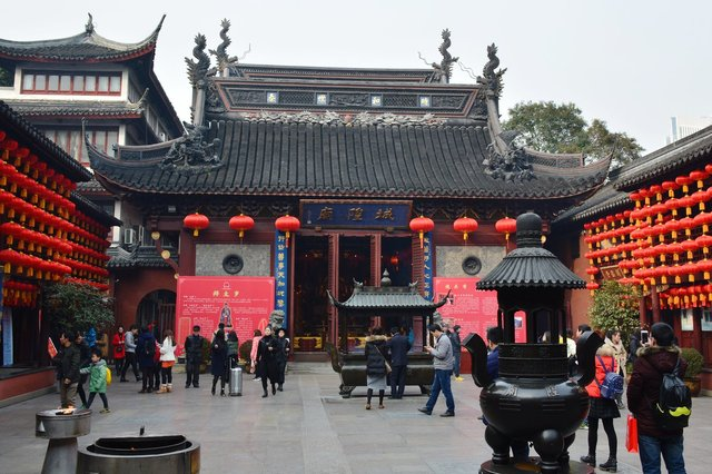 Town God Temple