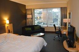 Hotel room in Beijing