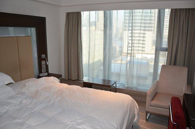 Hotel room in Nanjing
