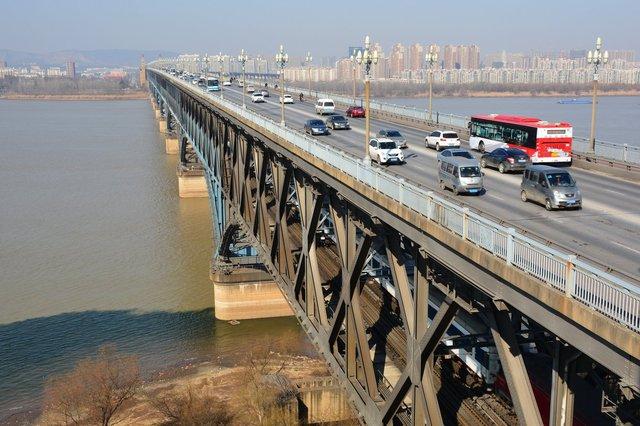 Yangzee River Bridge