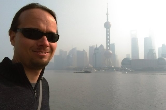 Jaeger and Pudong, Shanghai