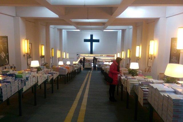 Entry of Librairie Avant-Garde, Nanjing