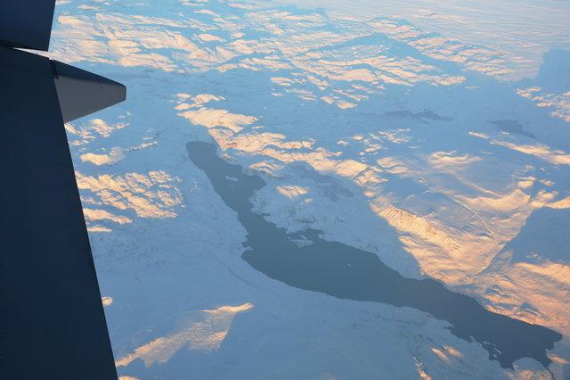 Lake somewhere in Greenland