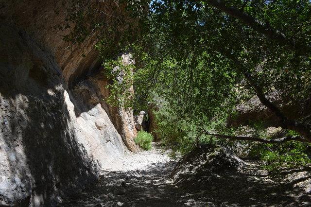 Balconies Cliffs Trail at Pinnacles National Park