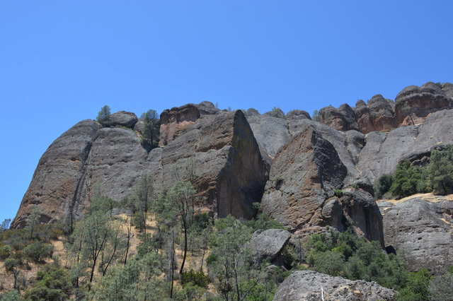 Balconies at Pinnacles National Park