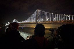 Bay Lights on the Bay Bridge