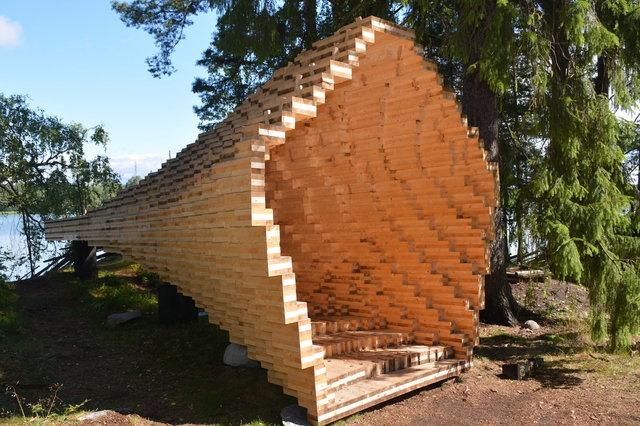 Y Installation at Seurasaari