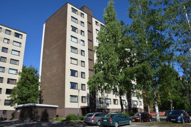 Apartment tower in Vantaa, Finland