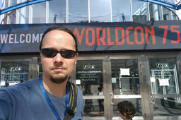 Jaeger at Worldcon 75