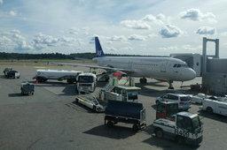 SAS A320 DY-KAL at Helsinki