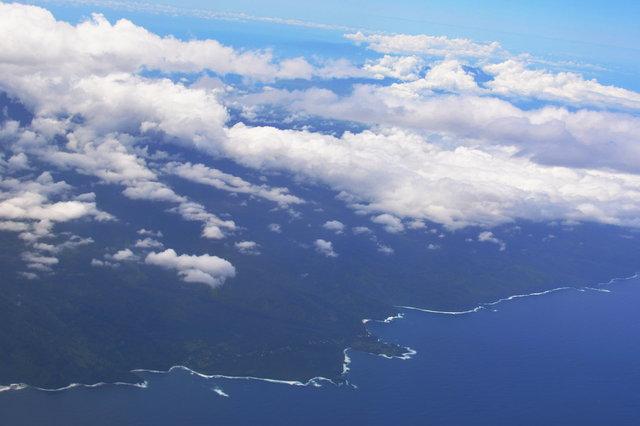 North coast of Maui