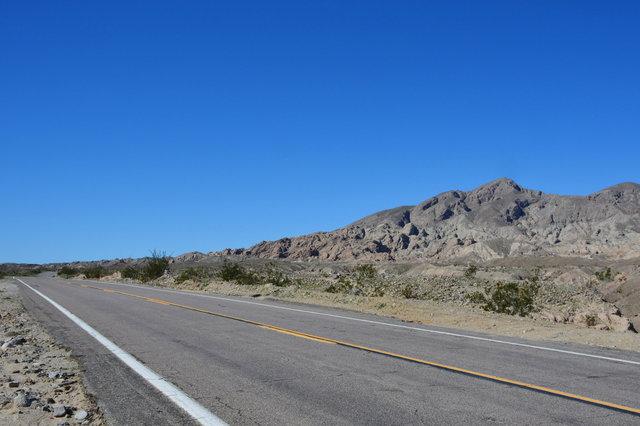 Borrego-Salton Seaway and the Santa Rosa Mountains