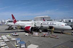Virgin Atlantic 787-9 G-VNEW