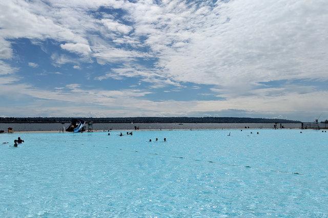 Second Beach Swimming Pool