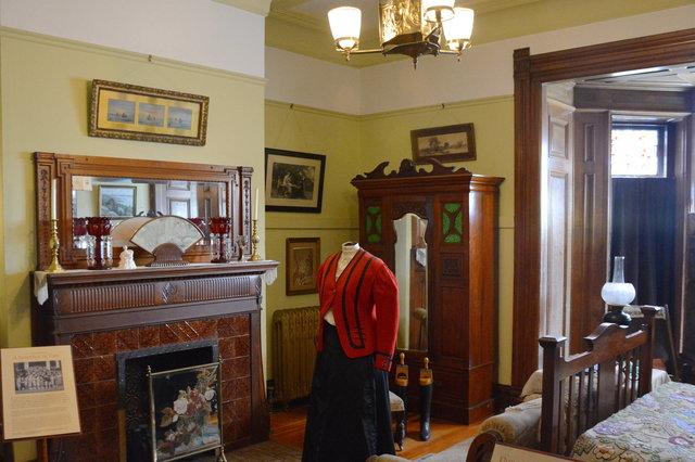 Second bedroom at Craigdarroch Castle