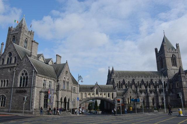 Dublinia and Christ Church Cathedral, Dublin
