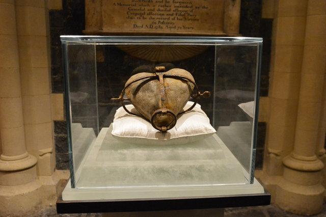 Heart of Saint Laurence O'Toole