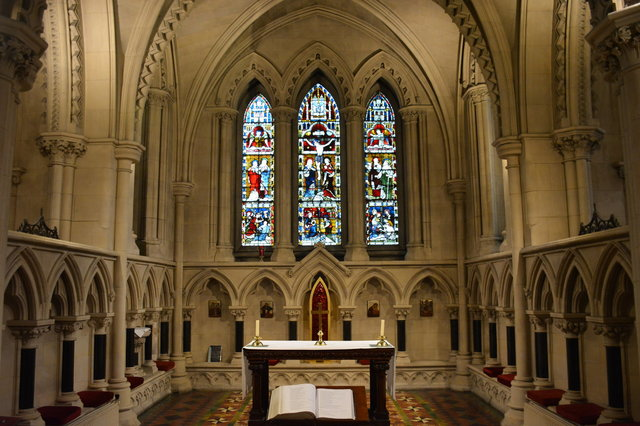 Chapel at Christ Church Cathedral