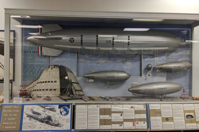 USS Macon model