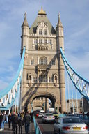 South tower of the Tower Bridge