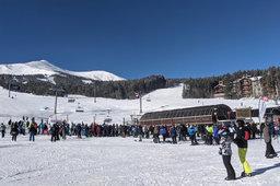 Colorado SuperChair at Breckenridge