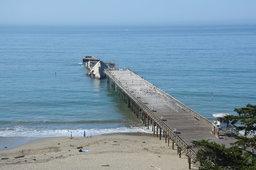 SS Palo Alto on Seacliff Beach