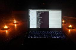 Computer seance with Nagata