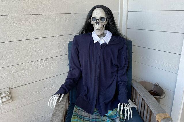 Librarian skeleton