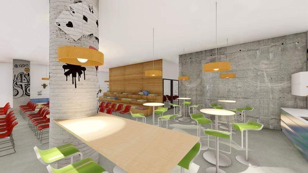 כרמל שאמה הכהן מתכנן הקמת מרכז נוער בסמוך למרכז המסחרי במרום נווה