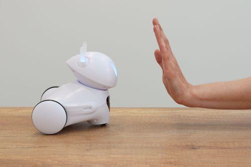 Smart Home z robotem Photon – czujnik podczerwieni