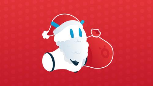 Robot Photon - pomocnik św. Mikołaja