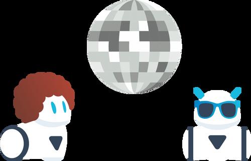 Tańczący robot Photon