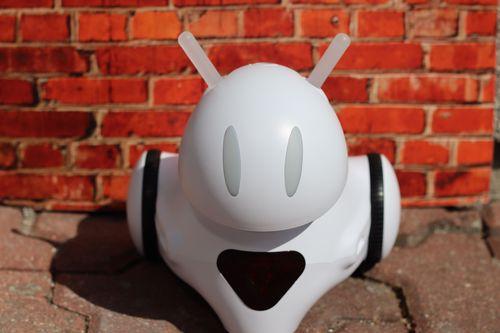 Robot Photon w labiryntach