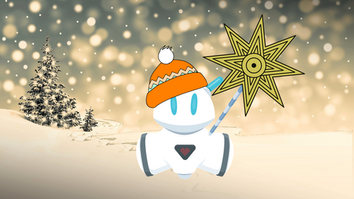 Winter Holiday Glow — The Photon Robot discovers the winter festive season traditions in different cultures