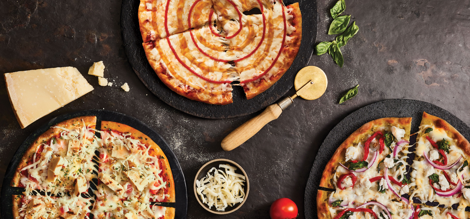 Pizza Pizza introduces 'Gourmet Thins': a line of individually sized, chef-inspired recipes