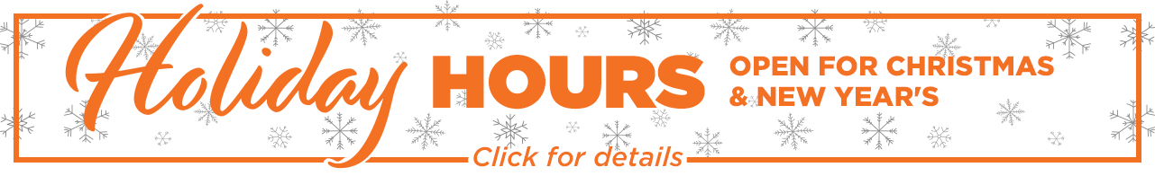 Holiday Hours EN