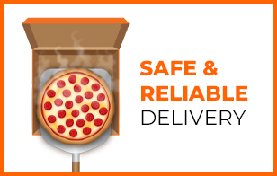 Safe & Reliable Delivery