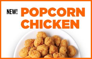Popcorn Chicken EN
