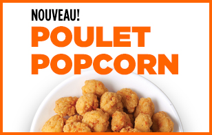 Popcorn Chicken FR