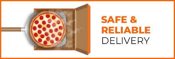 Safe & Reliable Delivery EN