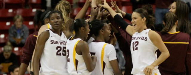 Interim coach Anders has ASU women's hoops at 10-2