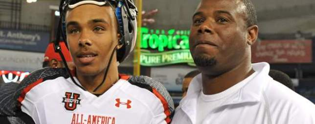UA football adds a famous name as Trey Griffey commits